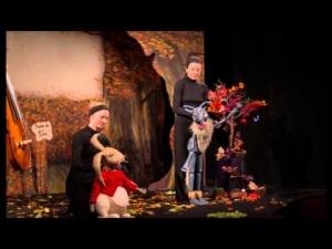 Loulou, Cie Les Muettes Bavardes, d'après l'oeuvre de Grégoire Solotareff - YouTube