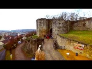 """Le clip """"Gueuler ma vie"""" à Château-Thierry"""