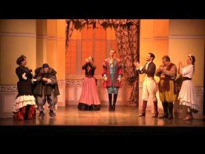 Le Mariage de Figaro - compagnie Les Nomadesques