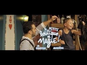 Teaser La petite boutique de magie - YouTube