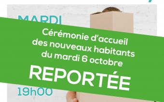 Accueil des nouveaux habitants - Bienvenue à Château-Thierry