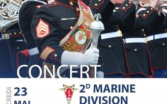 Concert du 2d Marine Division Band