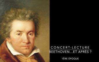 """Concert-lecture sur """"Beethoven"""" - Partie 1"""