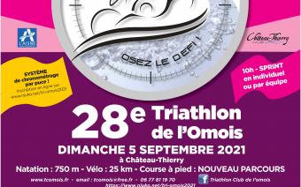 28e Triathlon de l'Omois