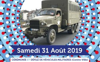 75ème anniversaire de la libération de Château-Thierry