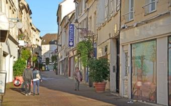 Grande rue © Ville de Château-Thierry