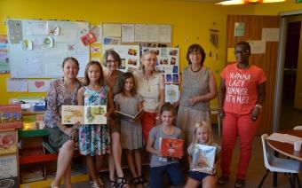 La Bibliothèque castelthéodoricienne accueille vos enfants avec le sourire