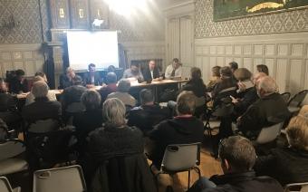 Restitution de la consultation citoyenne