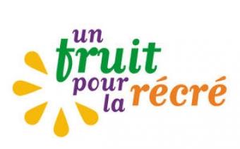 Logo Un fruit pour la récré