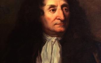 Portrait de Jean de La Fontaine