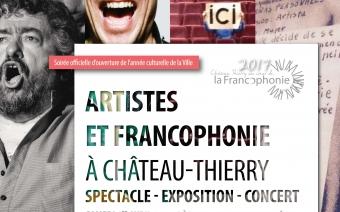 Château-Thierry au cœur de la francophonie