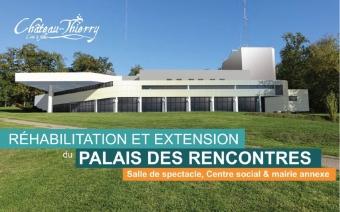 Projet du Palais des Rencontres
