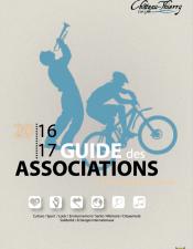 Couverture guide des associations 2016-2017