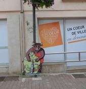 La grenouille et le bœuf © Ville de Château-Thierry