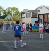 Centenaire du 1er match de foot féminin © Ville de Château-Thierry