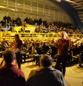 Concert de la chorale Callebasses
