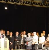"""""""Collectivement, je nous souhaite le meilleur pour notre ville, pour son développement, son avenir."""""""