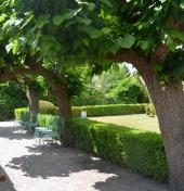 Jardin du Musée Jean de La Fontaine